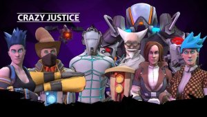 Crazy Justice, el battle royale de Black Riddles, se deja ver en Nintendo Switch