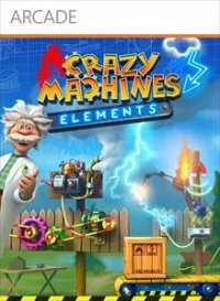 Crazy Machines Elements Xbox 360