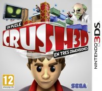 CRUSH 3D Nintendo 3DS