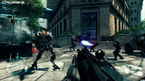 Crysis gameplay [1]