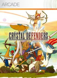 Crystal Defenders R1 Xbox 360