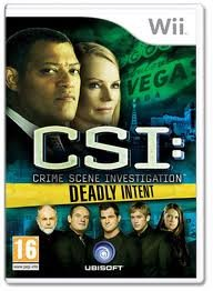 CSI: Deadly Intent Wii