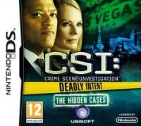 CSI: Deadly Intent Nintendo DS