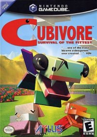 Cubivore: Survival of the Fitt GameCube