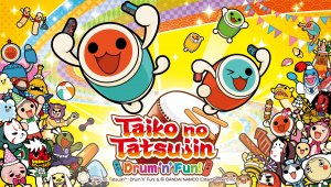Taiko no Tatsujin: Drum Session y Taiko no Tatsujin: Drum 'n' Fun llegarán a Occidente