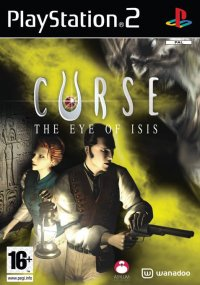 Curse: The Eye of Isis Playstation 2