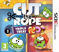 Cut the Rope: Pack 3 juegos Nintendo 3DS