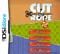 Cut the Rope Nintendo DS