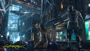 CD Projekt RED busca personal para Cyberpunk 2077