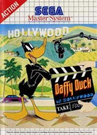 Daffy Duck in Hollywood Master System