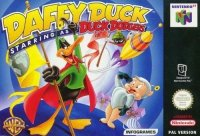 Daffy Duck starring as Duck Dodgers Nintendo 64