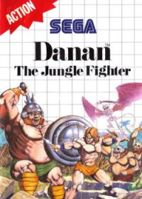 Danan The Jungle Fighter Master System