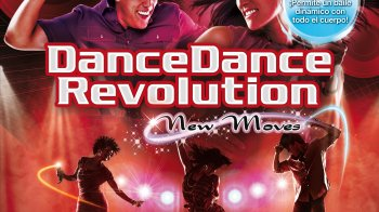 DanceDance Revolution New Moves compatible con Playstation Move