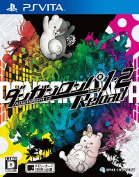Danganronpa 1-2 Reload PS Vita