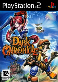 Dark Chronicle Playstation 2