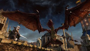 Dark Souls 2 llegará a Xbox One y PlayStation 4 en 2015