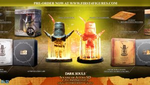 Solaire, de Dark Souls, tendrá esta espectacular figura producida por First 4 Figures