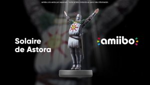Dark Souls Remastered para Nintendo Switch tendrá su propio amiibo
