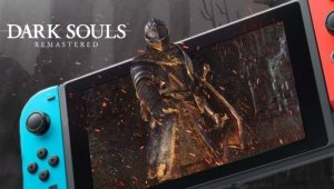 Dark Souls Remastered retrasa su lanzamiento en Nintendo Switch