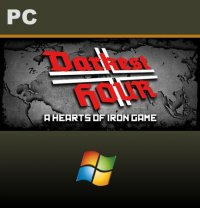 Darkest Hour: A Hearts of Iron Game PC