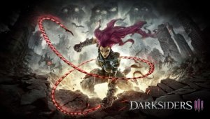 Darksiders III se deja ver en un primer vídeo gameplay