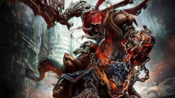 Darksiders Remastered, de camino a Wii U para final de año