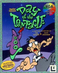 Day of the Tentacle PC