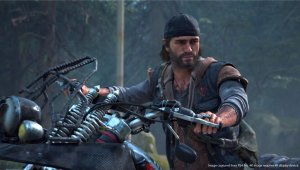 Days Gone muestra su portada oficial para PS4