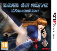 Dead or Alive: Dimensions Nintendo 3DS