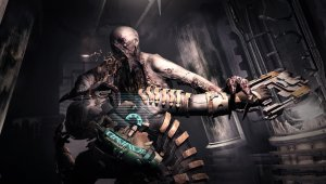 Gameplay de Dead Space Extraction