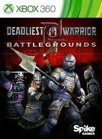 Deadliest Warrior: Battlegrounds Xbox 360