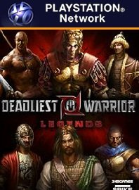 Deadliest Warrior Legends PS3