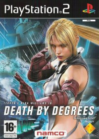 Death by Degrees Playstation 2