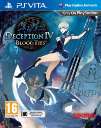 Deception IV: Blood Ties PS Vita