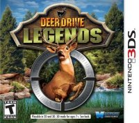 Deer Drive Legends Nintendo 3DS