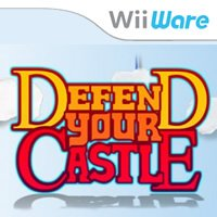 Defend Your Castle Wii