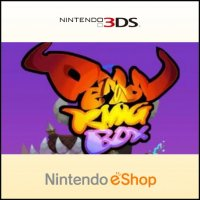 Demon King Box Nintendo 3DS