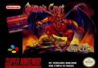 Demon's Crest NES
