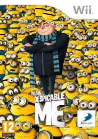 Despicable Me: The Game Wii