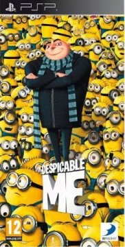 Despicable Me: The Game PSP