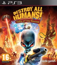Destroy All Humans! El Camino De Recto Furon PS3