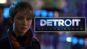 Detroit: Become Human llegará a PlayStation 4 en 2018