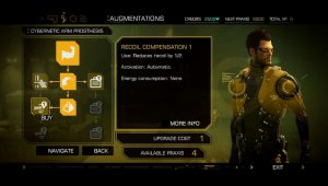 Deus Ex: Human Revolution podría ser retrocompatible con Xbox One