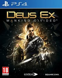 Deus Ex: Mankind Divided PS4