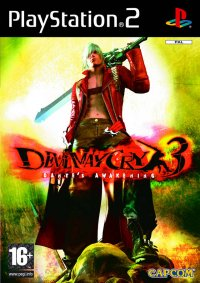 Devil May Cry 3: Dante's Awakening Playstation 2