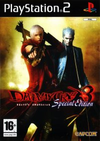 Devil May Cry 3: Special Edition Playstation 2