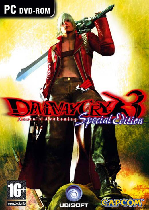 Devil May Cry 3: Special Edition