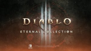 Diablo 3 Eternal Collection confirmado para Nintendo Switch
