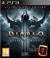 Diablo III: Reaper of Souls PS3