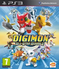 Digimon: All-Star Rumble PS3